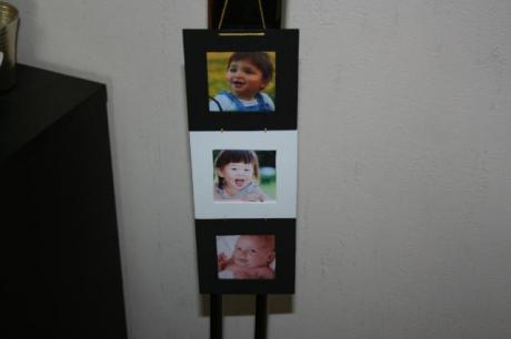 cadre photo en carton mousse activit manuelle et bricolage pour enfant. Black Bedroom Furniture Sets. Home Design Ideas