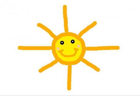 J Apprend 224 Dessiner Un Soleil Activit 233 Manuelle Et